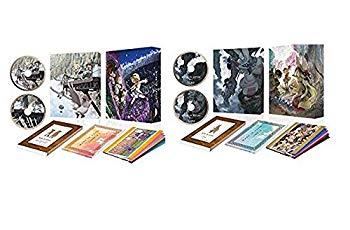 中古 メイドインアビス Blu-ray 受注生産品 発売モデル BOX 上巻下巻セット マーケットプレイス Blu-rayセット
