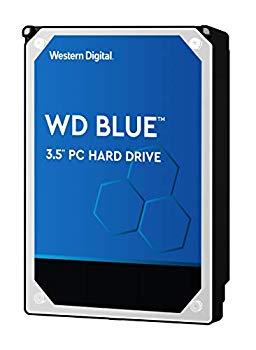 【中古】【国内正規代理店品】WD HDD 内蔵ハードディスク 3.5インチ 6TB WD Blue WD60EZRZ-RT SATA3.0 5400rpm 2年保証