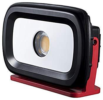 【中古】GENTOS(ジェントス) 投光器 LED ワークライト 高演色 充電式 AC電源兼用 【明るさ3200ルーメン/実用点灯2時間/耐塵/1m防水】 ガンツ GZ-303SU AN