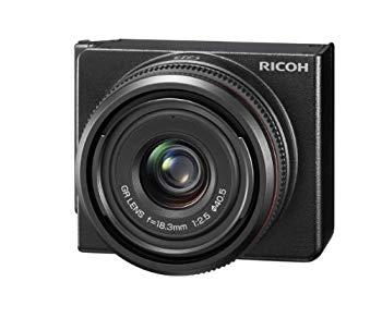 【中古】RICOH GXR用カメラユニット GR LENS A12 28mm F2.5 170560