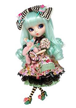 【中古】Pullip Alice du Jardin Mint ver. (アリス ドゥ ジャルダン ミント バーション) P-073