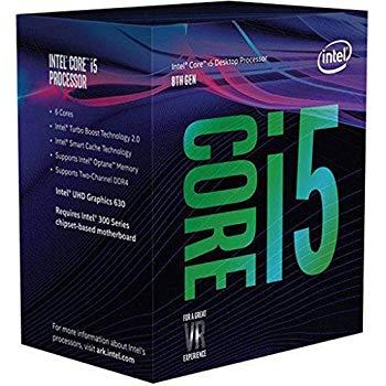 【中古】Intel CPU Core i5-8600K 3.6GHz 9Mキャッシュ 6コア/6スレッド LGA1151 BX80684I58600K 【BOX】【日本正規流通品】