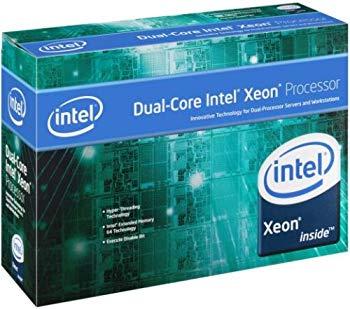 【中古】インテル Intel Xeon Dual-Core 5060 3.2GHz Dempsey Passive BX805555060P