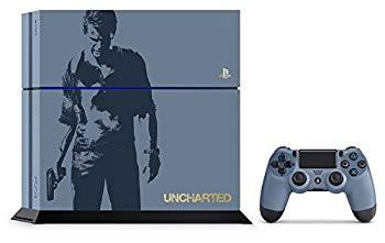 【中古】PlayStation 4 アンチャーテッド リミテッドエディション