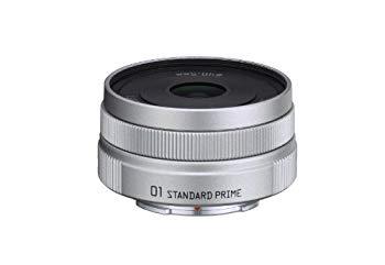 【中古】Pentax 01標準Prime 8.5?MM F / 1.9レンズfor Qカメラシステム、47?mm相当形式