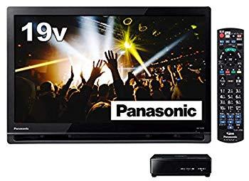 【中古】パナソニック 19V型 液晶 テレビ プライベート・ビエラ UN-19F8-K 2018年モデル