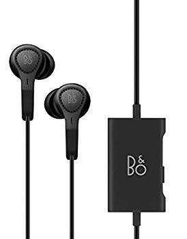 【中古】Bang & Olufsen ノイズキャンセリングイヤホン Beoplay E4 カナル型/通話対応 ブラック【国内正規品/保証2年】