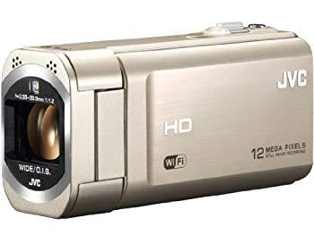 お得 中古 JVCKENWOOD JVC ビデオカメラ EVERIO ミルキーゴールド GZ-VX895 贈与 GZ-VX895-N 内蔵メモリー64GB