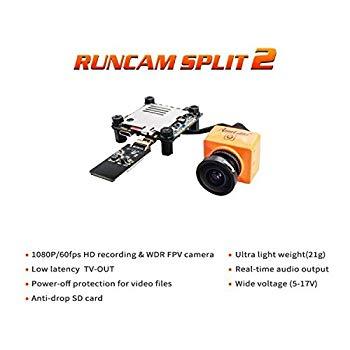 【中古】RunCam Spilt rg25 rucanm -02
