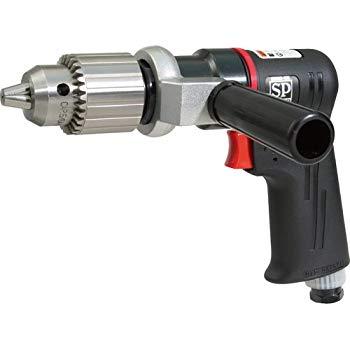 中古 未使用 年間定番 未開封品 SP SP7527 正逆回転機構付き お得クーポン発行中 超軽量エアードリル13mm エスピーエアー