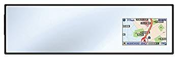 【中古】ユピテル ミラー型レーダー探知機 A510 日本製 3年保証 特許機能誤警報自動カット リモコン付 GPSデータ13万1千件以上 OBDケーブル対応