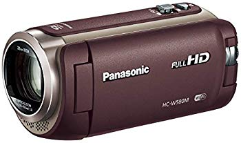 <title>中古 安心の実績 高価 買取 強化中 パナソニック HDビデオカメラ W580M 32GB サブカメラ搭載 高倍率90倍ズーム ブラウン HC-W580M-T</title>