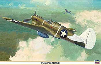 【中古】ハセガワ 1/32 P-40M ウォーホーク 08199