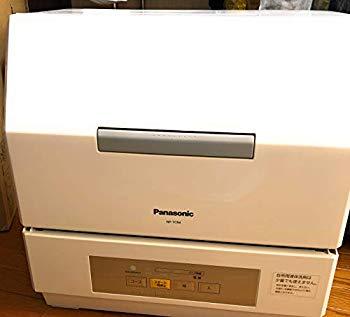【中古】パナソニック 食器洗い乾燥機(ホワイト)【食洗機】 Panasonic プチ食洗 NP-TCR4-W