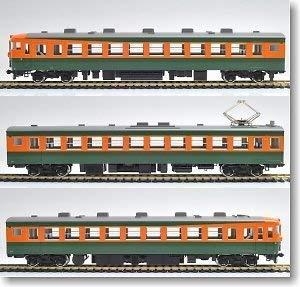 安全 人気 中古 KATO HOゲージ 165系 急行形電車 3-506 3両セット 増結 鉄道模型 電車