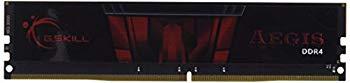 【中古】G.Skill 32GB (2x16GB) Aegis DDR4 PC4-24000 3000MHz デュアルチャネルメモリーキット モデル F4-3000C16D-32GISB