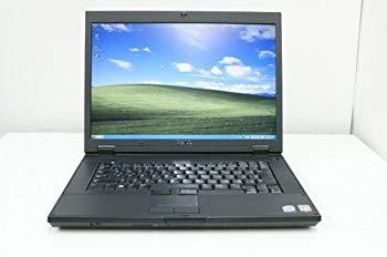 【中古】【中古】 ノートパソコン DELL Latitude E5500 Core2Duo-2.00GHz 2GB 160GBハードディスク DVD XP搭載 15.4型ワイド 1440x900