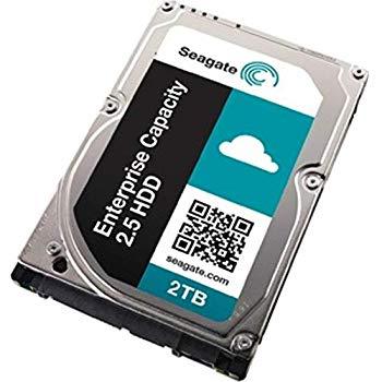 【中古】SEAGATEエンタープライズ4Kn 1 TB 2.5インチ内蔵ハードドライブST1000NX0323