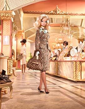 【中古】バービー ファッション モデル コレクション ツイード インディード (ゴールドラベル)