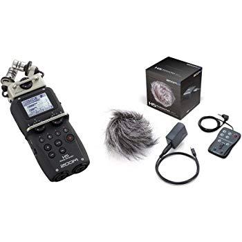 【中古】ZOOM H5 ハンディーレコーダー APH-5 H5専用アクセサリパッケージ付きセット
