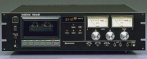 【中古】TASCAM ステレオマスターカセットデッキ 112MK2