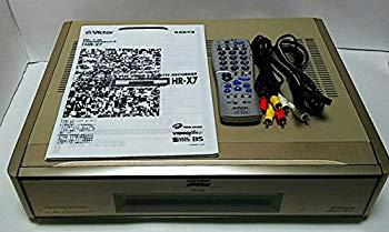 初売り ◆高品質 中古 ビクター HR-X7 S-VHSビデオデッキ