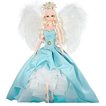 【中古】Barbie バービー クチュールエンジェル バービー ピンクラベル