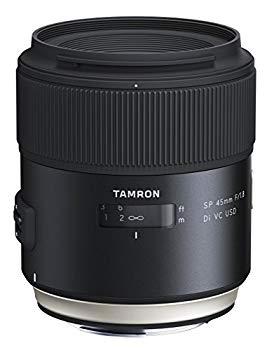 【中古】TAMRON 単焦点レンズ SP45mm F1.8 Di VC キヤノン用 フルサイズ対応 F013E