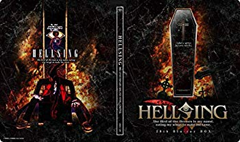 【中古】HELLSING OVA 20th ANNIVERSARY DELUXE STEEL LIMITED [Blu-ray]
