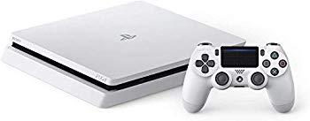 【中古】PlayStation 4 グレイシャー・ホワイト 1TB (CUH-2200BB02)