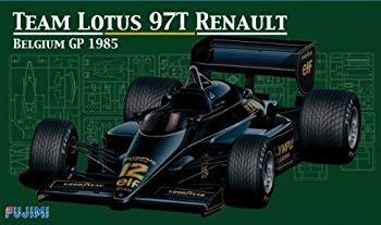 【中古】フジミ模型 1/20グランプリシリーズ No.25 チームロータス97T ベルギーグランプリ仕様