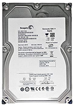 【中古】Seagate ST3750630AS 750GB 3.5 3H SATA