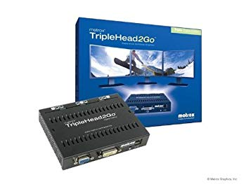 【中古】Matrox TripleHead2Go Digital Edition