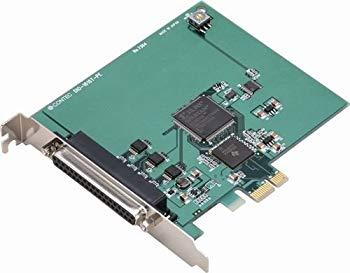 【中古】コンテック 絶縁型デジタル入出力ボード PCI Express DIO-1616T-PE