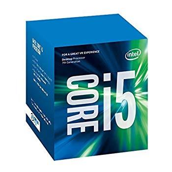 【中古】Intel CPU Core i5-7600 3.5GHz 6Mキャッシュ 4コア/4スレッド LGA1151 BX80677I57600 【BOX】