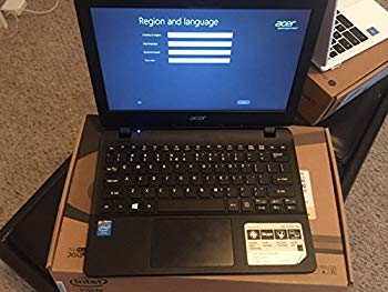 【中古】Acer 11.6 Aspire E Laptop 2GB 250GB | ES1-111M-C7DE by Acer