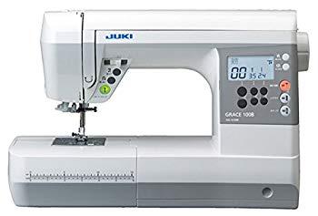 【中古】JUKI コンピュータミシン 『GRACE 100B』 ハードケース付き HZL-G100B
