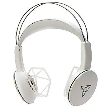 【中古】ヴィーシェア(ホワイト)/耳が痛くならないワイヤレスエアーヘッドホン