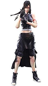 【中古】FINAL FANTASY VII ADVENT CHILDREN PLAY ARTS改 ティファ・ロックハート(PVC塗装済みアクションフィギュア)