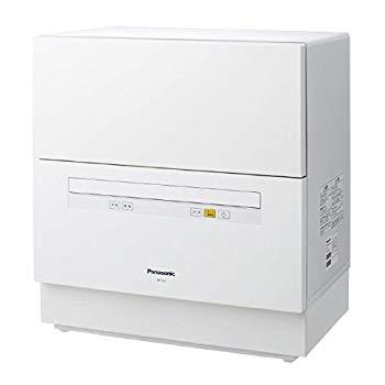 【中古】パナソニック 食器洗い乾燥機 (ホワイト) (NPTA1W) ホワイト NP-TA1-W