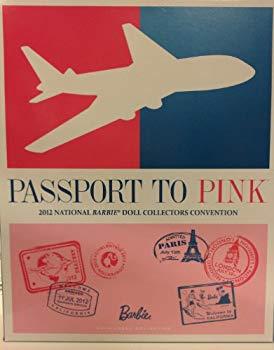 【中古】バービー ゴールドラベル パスポート・トゥ・ピンク ギフトセット