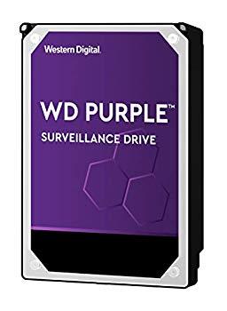 【中古】【国内正規代理店品】Western Digital WD Purple 内蔵HDD 3.5インチ 監視カメラ 向け 12TB SATA 3.0(SATA 6Gb/s) WD121PURZ
