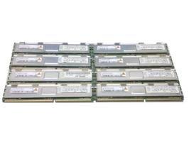 【中古】IBM 39M5790 FB-DIMM PC2-5300F 2GB×8枚(計16GB)