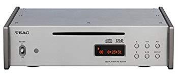 【中古】ティアック DSD再生対応CDプレーヤー(シルバー)TEAC PD-501HR-SE-S