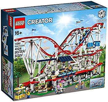 【中古】レゴ (LEGO) クリエイター ローラーコースター 10261