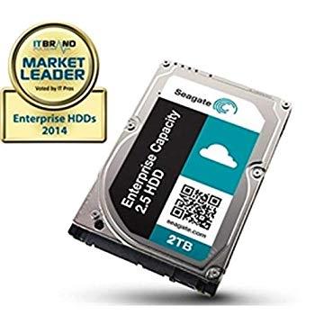 【中古】2tb Entキャップ2.5?HDD SAS 7200?RPM 128?MB 2.5?in
