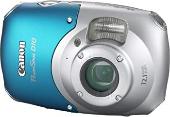 【中古】Canon デジタルカメラ PowerShot (パワーショット) D10 アウトドアキット PSD10KIT