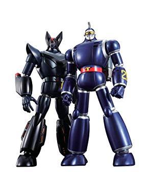 【中古】超合金魂 GX-44S 太陽の使者 鉄人28号&ブラックオックスセット