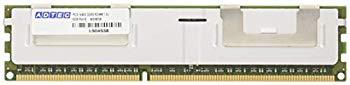 【中古】アドテック サーバー用 DDR3-1866 RDIMM 8GBx4枚組 DR ADS14900D-R8GD4
