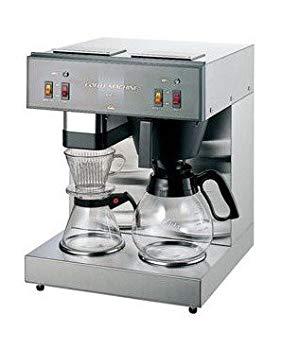 【中古】業務用 カリタ コーヒーメーカー 1~15カップ用 KW-17